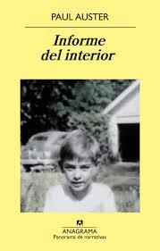 Paul auster. Informe del interior
