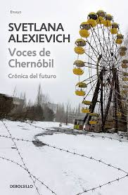 Svetlana Alexievich. Voces de chernóbil