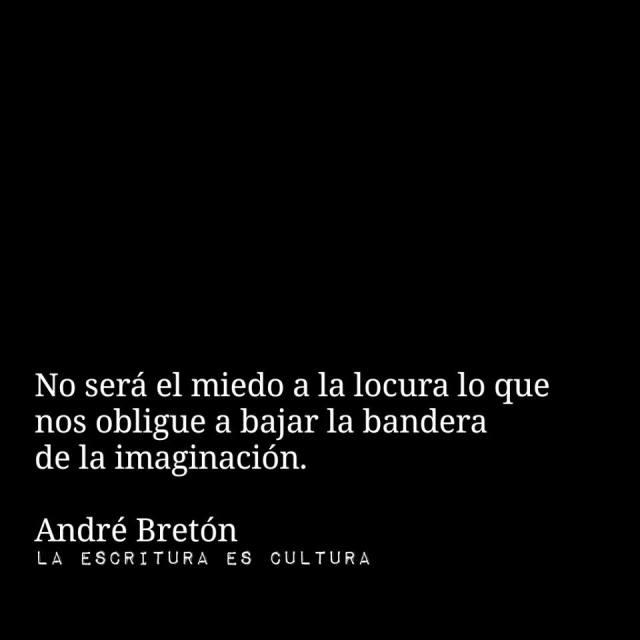 Texto de André Breton