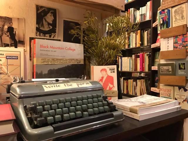 Librería Desperate Literature, Madrid. 3