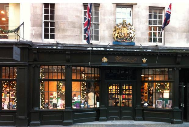 Librería Hatchards. Londres.1