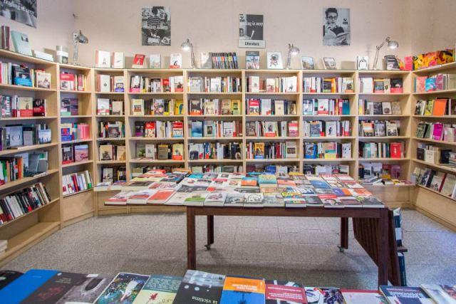 Librería Cervantes y Compañía. Barrio de Malasaña. Madrid 1