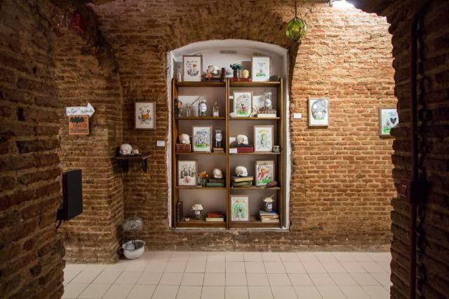 Librería Cervantes y Compañía. Barrio de Malasaña. Madrid 3