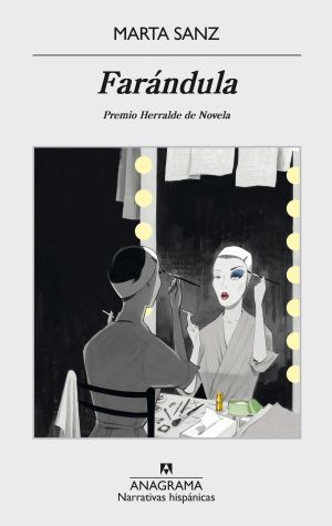 Marta Sanz. Farándula