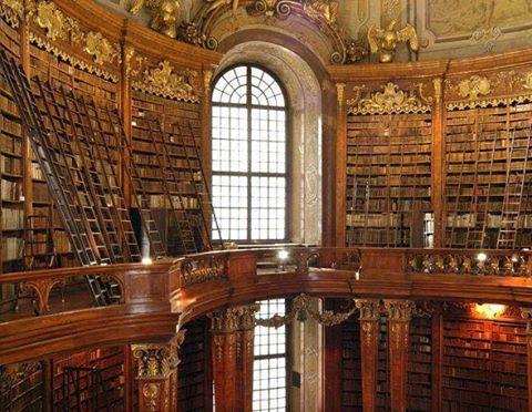 Biblioteca Milan. Interior