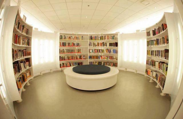 Biblioteca de la Full Sail University (Florida)