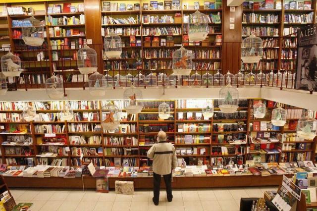 Librería Cálamo (Zaragoza).