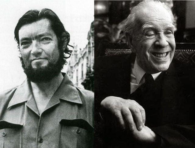 Cortazar y Borges