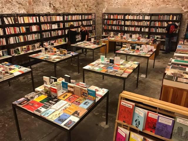 Librería La Calders, Barcelona. 1