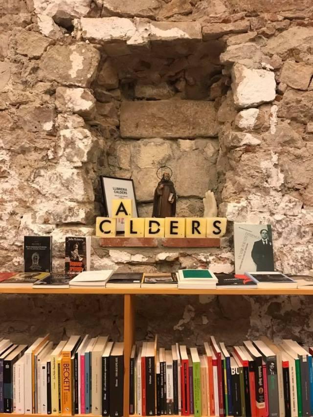 Librería La Calders, Barcelona. 2