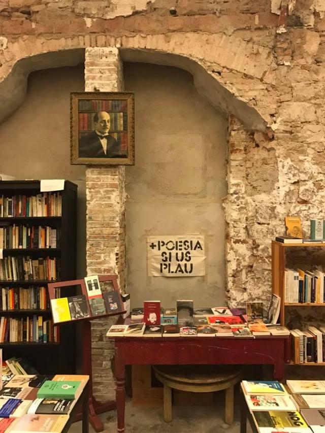 Librería La Calders, Barcelona. 3
