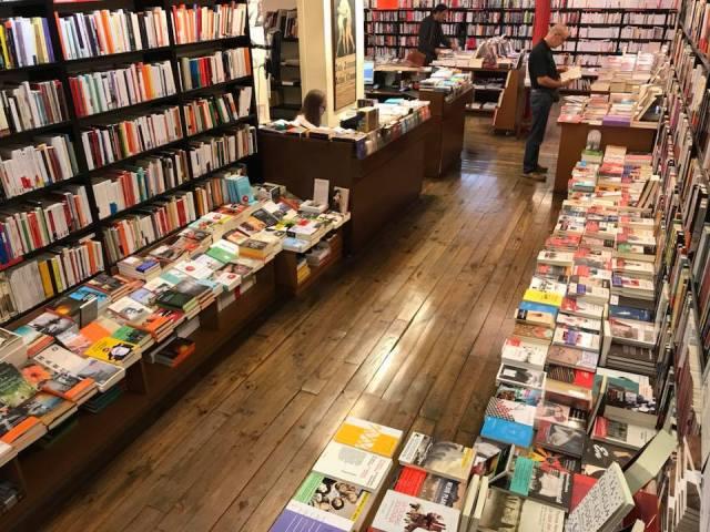 Librería La Central. Palma de Mallorca 1