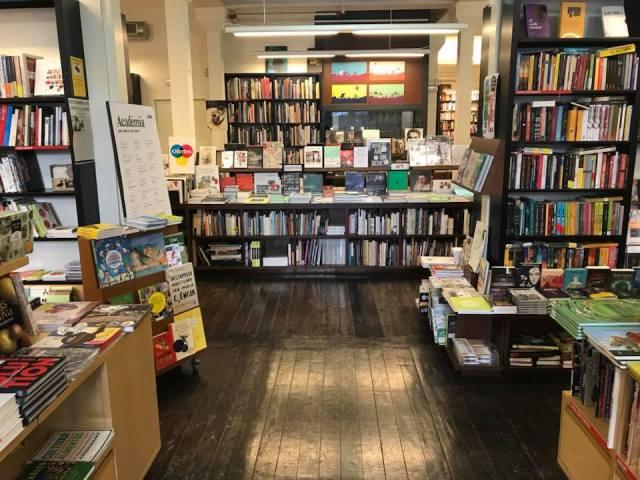 Librería La Central. Palma de Mallorca 2