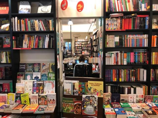 Librería La Central. Palma de Mallorca 3