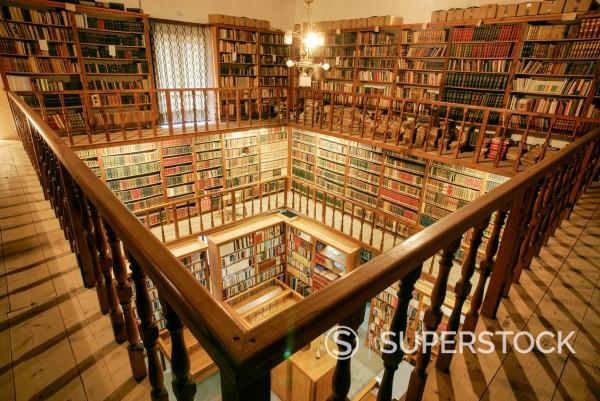 Biblioteca Balear. Monasterio de la Real. Palma de Mallorca 1