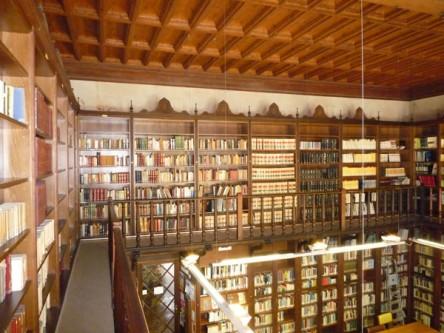 Biblioteca Balear. Monasterio de la Real. Palma de Mallorca 2