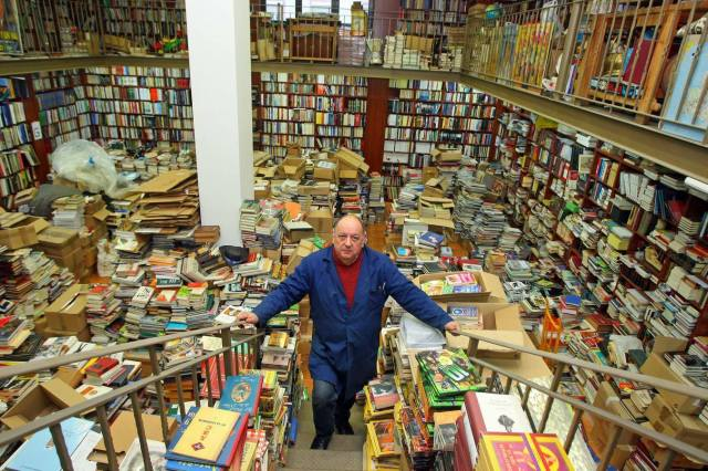 librería Cajón Desastre en Ponferrada
