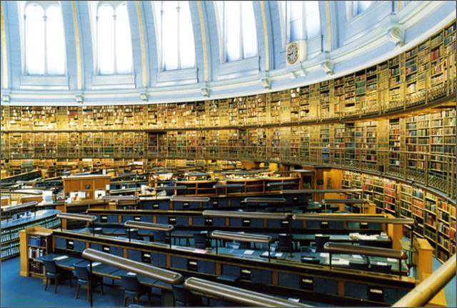 Biblioteca Británica de Londres.