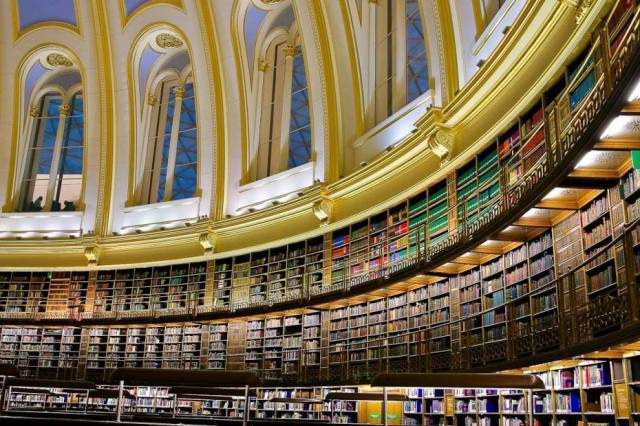 Biblioteca Británica, Londres