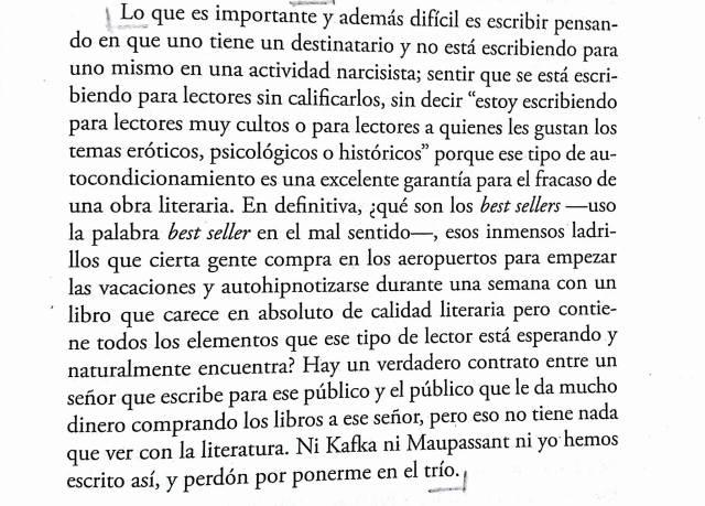 Cortazar y la literatura