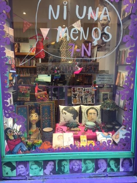 Librería Mujeres 2. Madrid