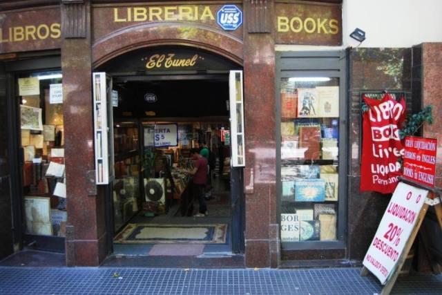 Libreria El Túnel, Buenos Aires