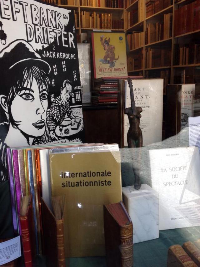 Librería anticuaria a cincuenta metros de la casa de Borges en Ginebra.3