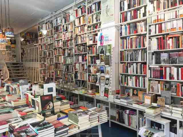 Librería Rafael Alberti. Madrid 1