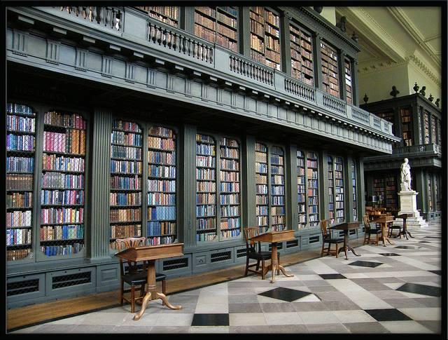 Biblioteca Codrington, Oxford, Reino Unido