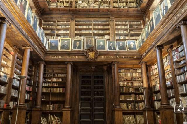 Biblioteca Comunale de Palermo, Palermo, Italia