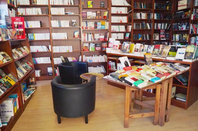 La librairie, Madrid