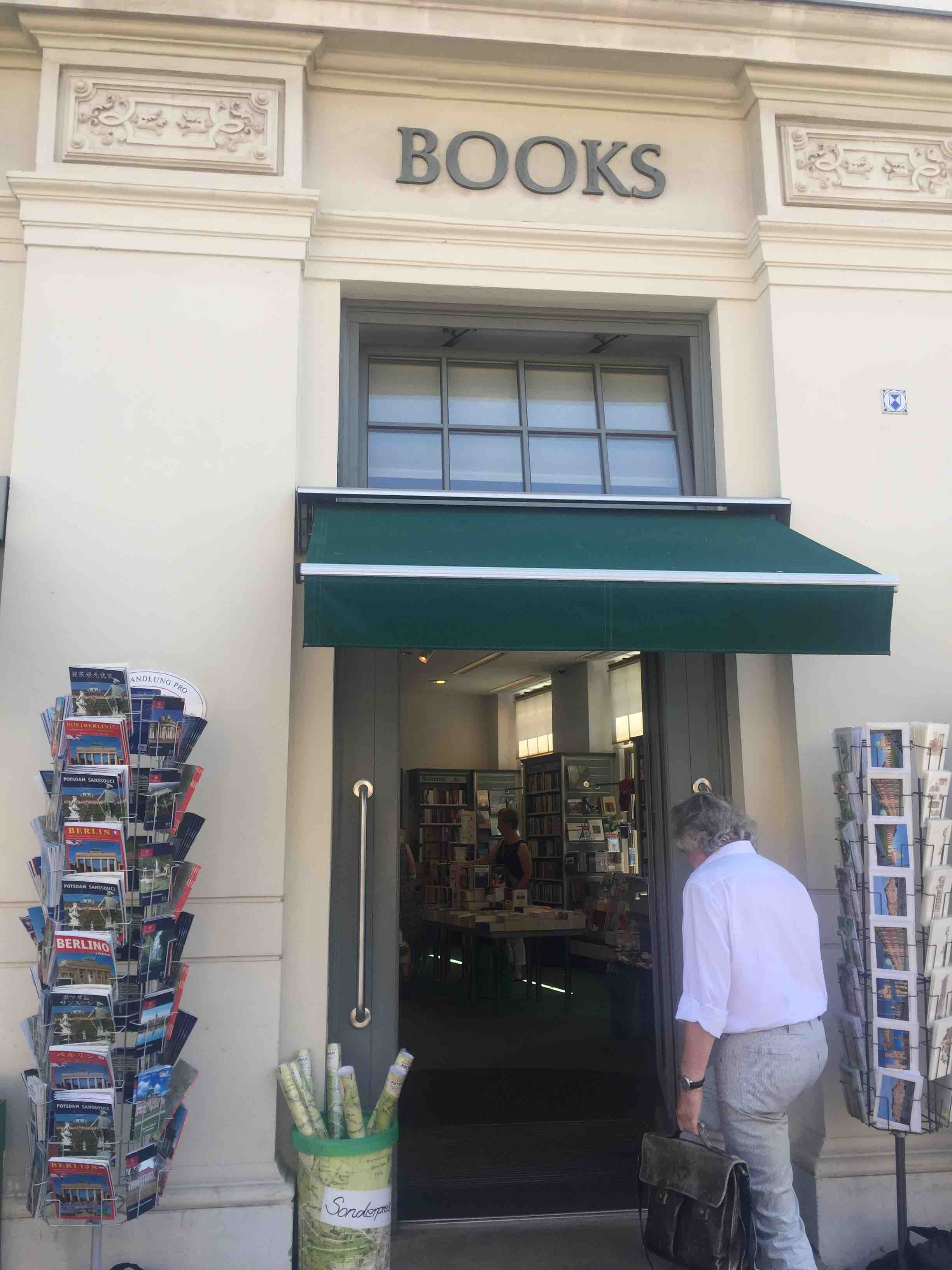 Libreria en Dresden