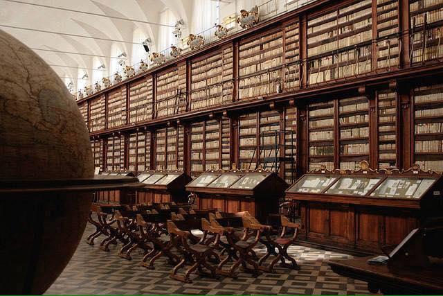 Biblioteca Casanatense (Roma, Italia)