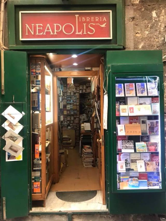 Librerías de Nápoles 1