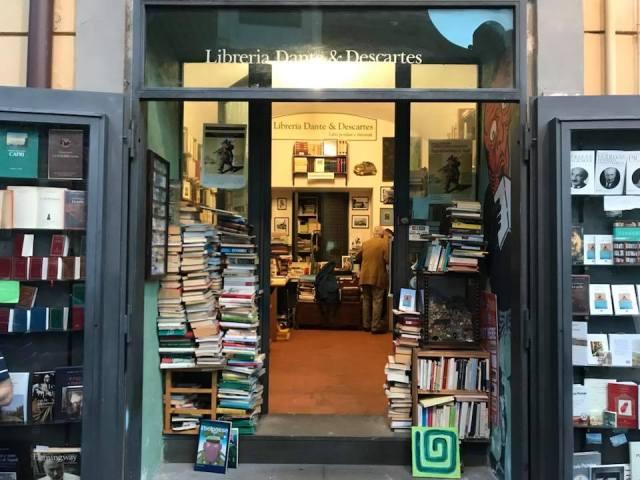 Librerías de Nápoles 2