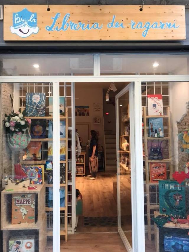Librerías de Nápoles 3