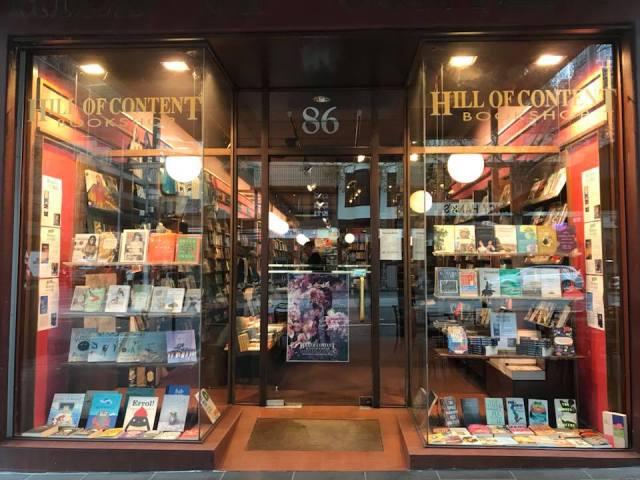 Librerías de Melbourne.3