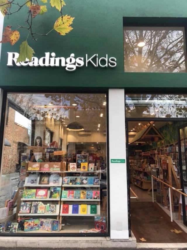 Librerías de Melbourne.4