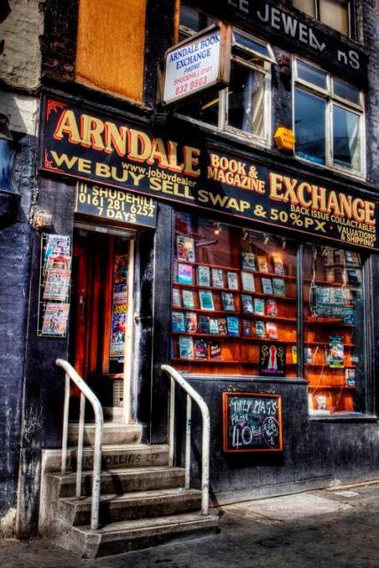 Libreria Arndale, en Manchester, Inglaterra