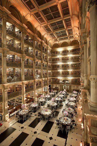 La Biblioteca George Peabdy