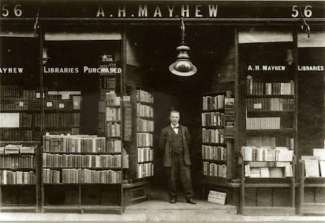 Librería A.H. Mayhew , Londres, 1920