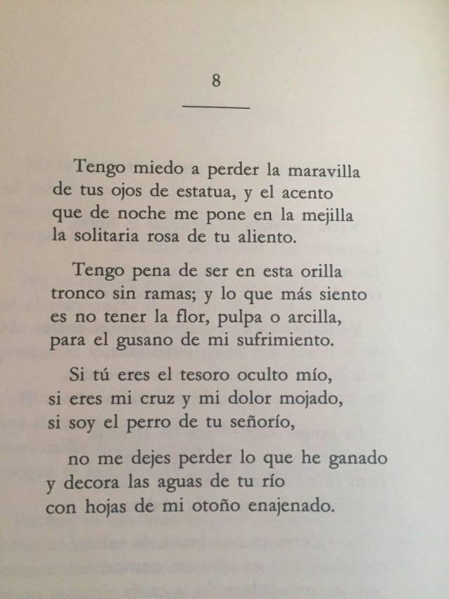 Texto de Lorca