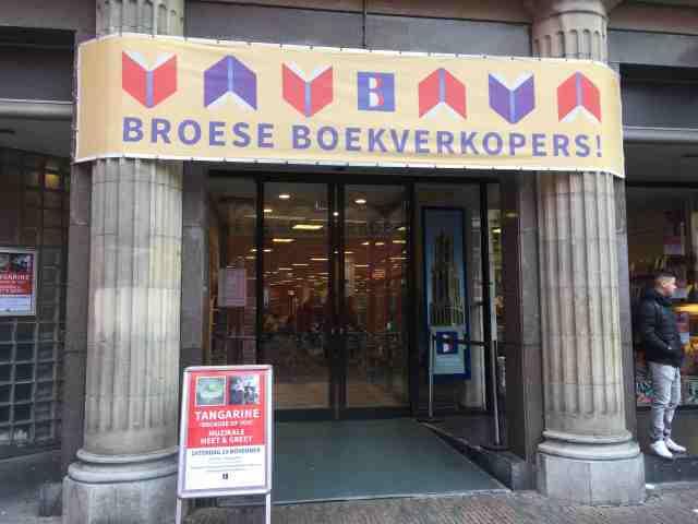 Librería Broese. Utrecht 1