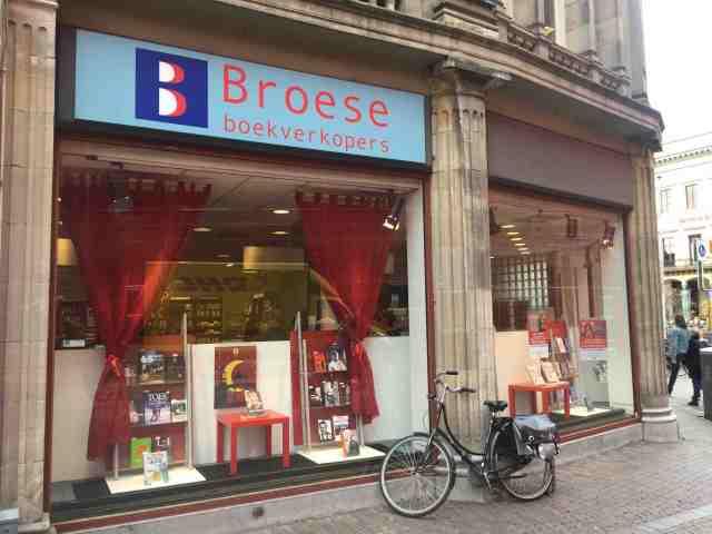 Librería Broese. Utrecht 2