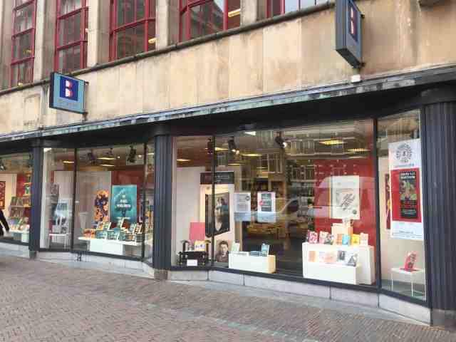 Librería Broese. Utrecht 3