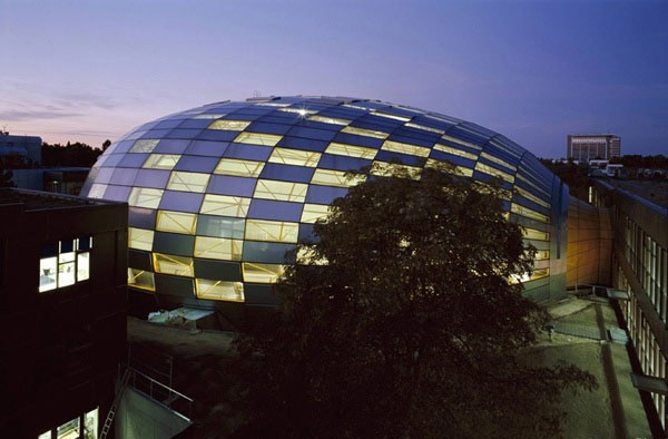 Biblioteca de filología de la Universidad Freie de Berlín