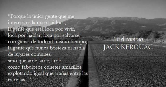 Texto de Kerouac