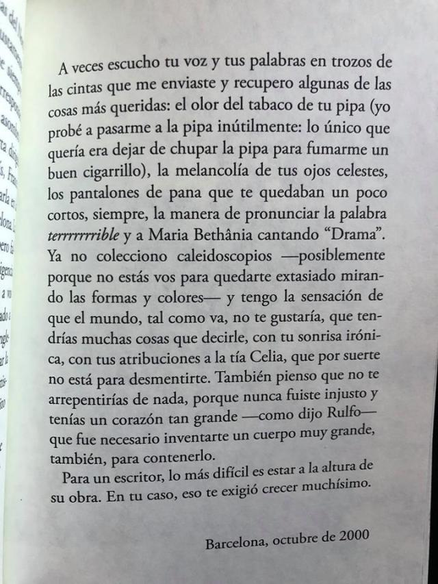 Texto de Peri Rossi sobre Julio Cortázar.jpg