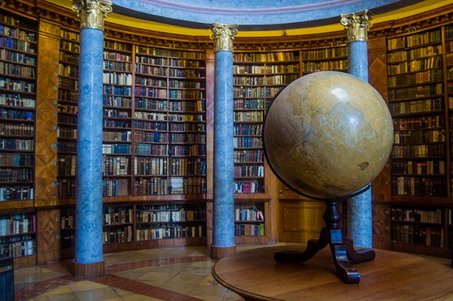 Biblioteca de la Abadía Benedictina de Pannonhalma