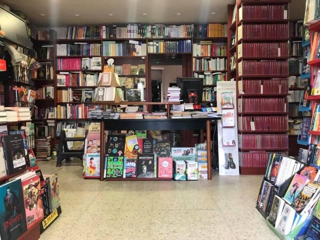 Librería El Puente, Arrecife, Lanzarote.2
